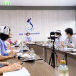21 ตุลาคม 2564 เวลา 13.30-16.00 น. ประชุมพิจารณาแผนของบเงินบำรุงโรงพยาบาลสกลนคร ประจำปีงบประมาณ 2565